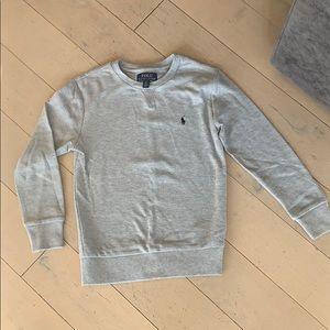 Worn 1x Lightweight boys polo Ralph Lauren shirt